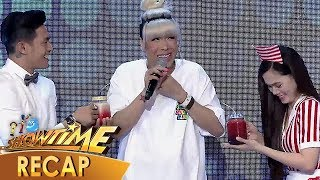 Funny and trending moments in KapareWho | It's Showtime Recap | April 08, 2019