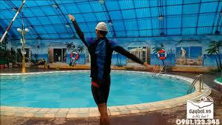 Dạy Bơi - Hướng Dẫn Kỹ Thuật Cải Thiện Giúp Học Bơi Nhanh Và Đạt Vận Tốc Cực Đại
