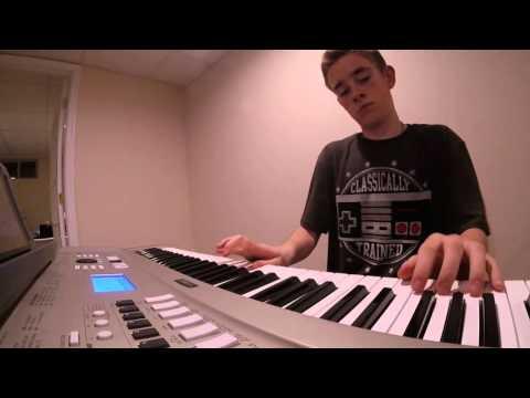 Throwback Galaxy - Super Mario Galaxy 2 piano cover