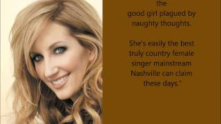 Watch Lee Ann Womack He Oughta Know That By Now video