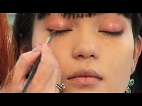 asian eye makeup. asian makeup tutorial.