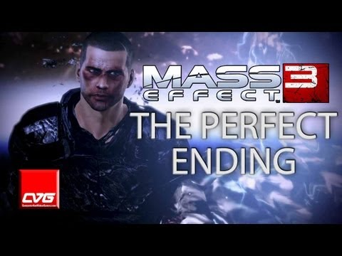 Mass Effect 3 - The Perfect Ending - Synthesis