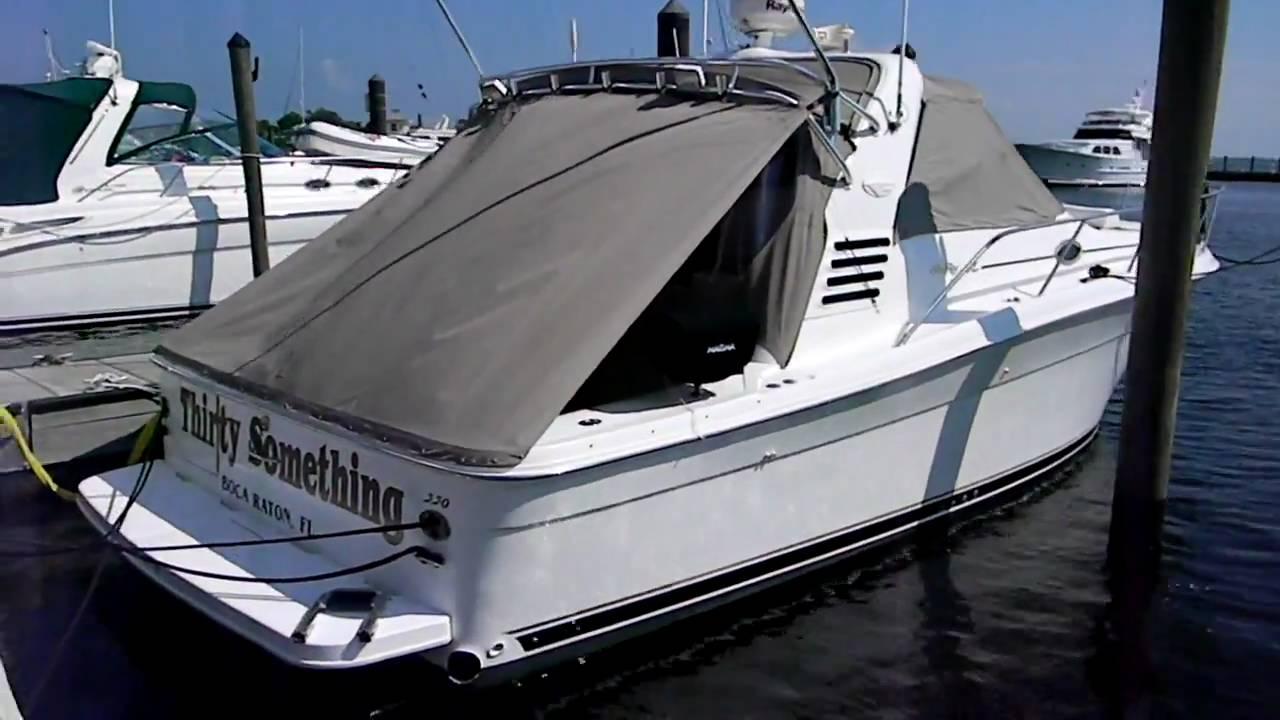 33 1999 Sea Ray Express Cruiser Youtube