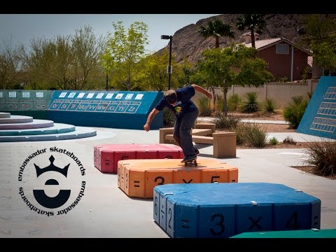Embassador Skateboards: Las Vegas