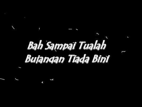 Dari Kita Saja Bah Itu (Joseph Kajangan) With Lyrics
