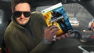 The weird Jason Bourne tie-in game | minimme