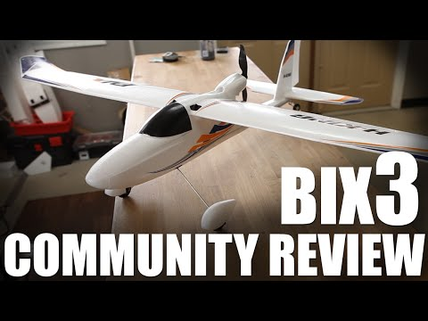 Flite Test   Bix3 Community Review