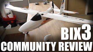 Flite Test | Bix3 Community Review