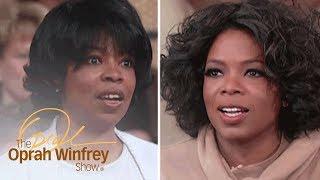 Oprah Meets Her Doppelganger | The Oprah Winfrey Show | Oprah Winfrey Network