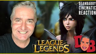 A New Dawn Cinematic - League of Legends REACTION