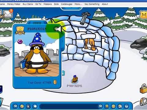 como ser socio gratis en club penguin