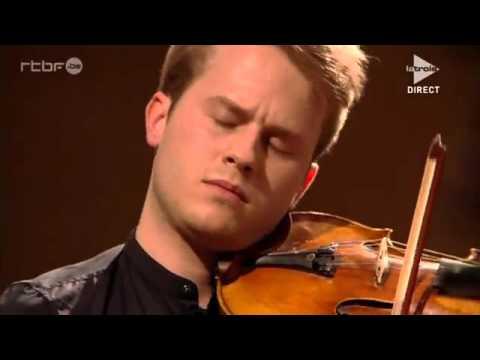 Tobias Feldmann | Bartok | Violin Concerto No. 2 | 2015 Queen Elisabeth International Violin Comp