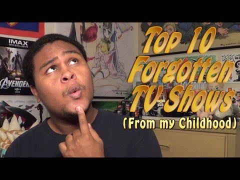 The Black Critic Guy's Top 10: Forgotten TV Shows