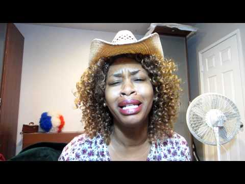 Drunk on You  ... Luke Bryan ...   GloZell Music Videos