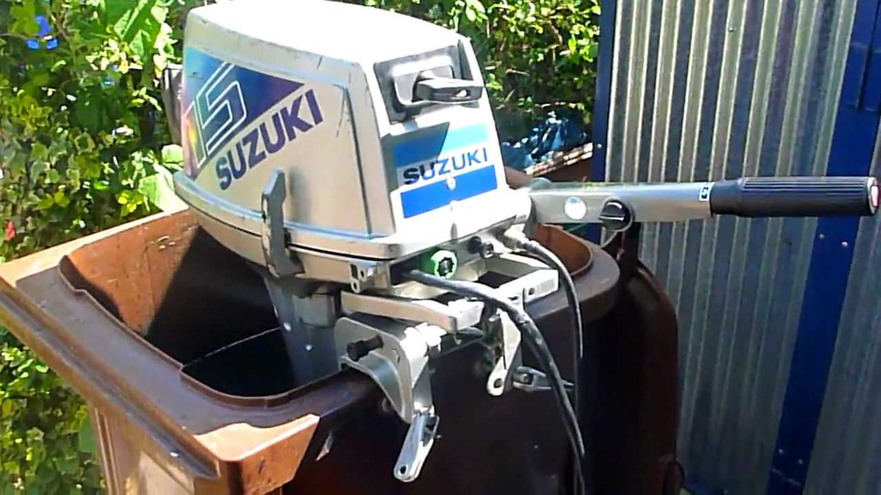 Suzuki Outboard Fuel Pump