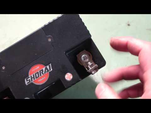 Shorai Battery Failure