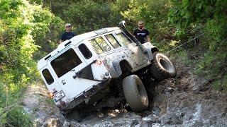 Defender 110 TD5, Jeep CJ5 V8, Jeep GC, Discovery TD5, Atv 600cc