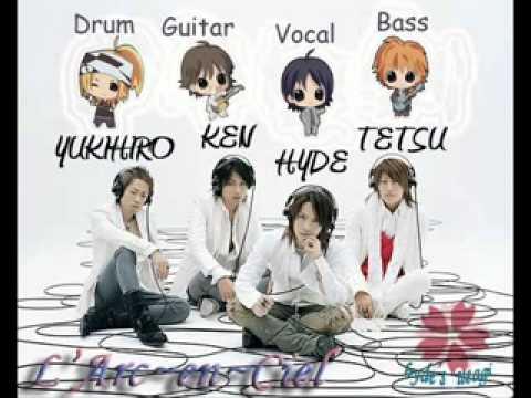 LArc en Ciel ~ Hitomi no Jyuunin Acoustic wmv