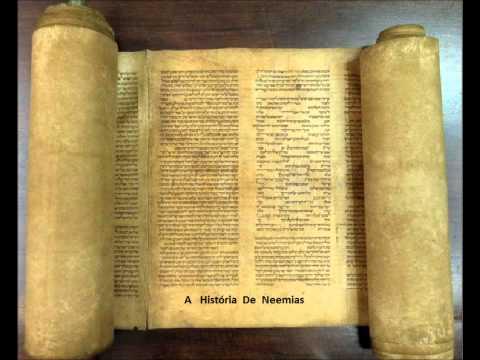 A historia de Neemias    -   A Biblia Narrada por Cid Moreira