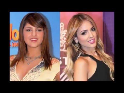 miley cyrus vs eiza gonzales  YouTube