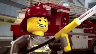LEGO City Stories episode 10-11 (Fishing for trouble/City life)
