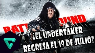 ¡The Undertaker Regresa! | Battleground 19 De Julio 2015 | WWE Battleground 2015