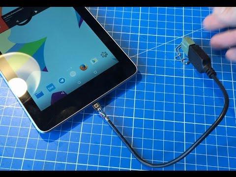 Making a DIY USB OTG Adapter