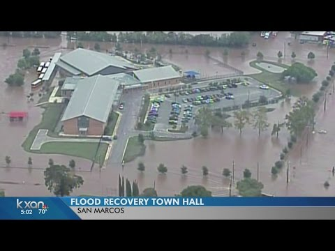 San Marcos holds public meetings to decide fate of FEMA funds