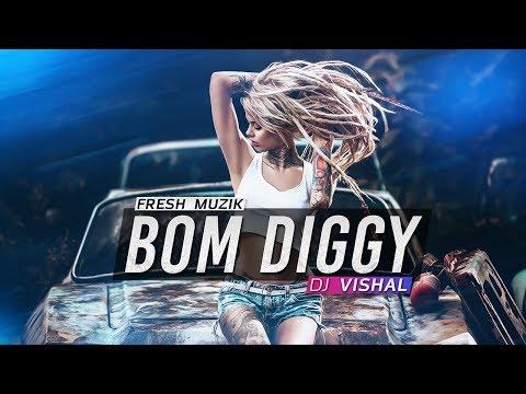 Bom Diggy (Remix) - DJ Vishal | Zack Knight & Jasmin Walia