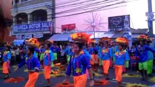 Pasayahan sa Lucena 2014 - Dalubhasaan ng Lungsod ng Lucena, Streetdancing Competition