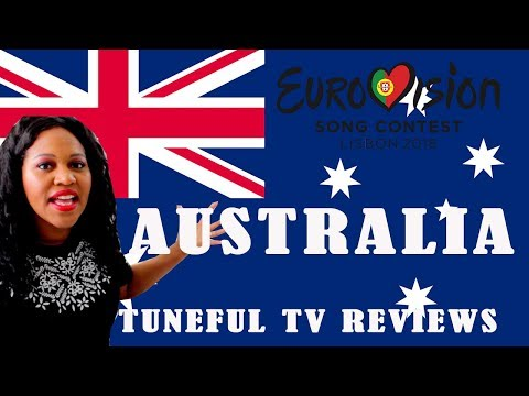 EUROVISION 2018 - AUSTRALIA - Tuneful TV Reaction & Review