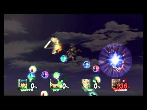 [Brawl Hack] What if SSBB had 'Team Final Smash'? (3 Final Smash Combo)