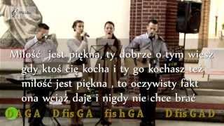 Miłość jest piękna - pieśń ślubna - vim & - Police Szczecin
