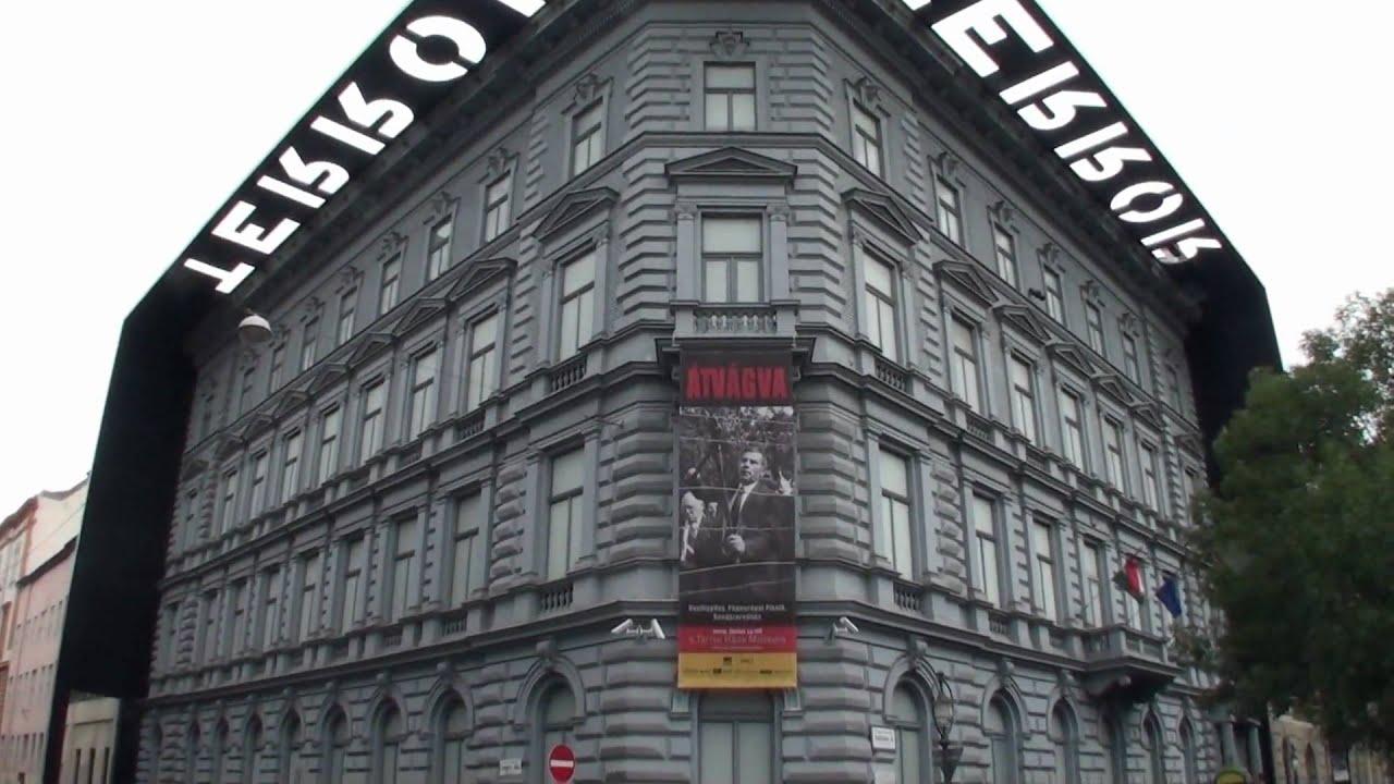 Terror Budapest Terror House Museum Budapest