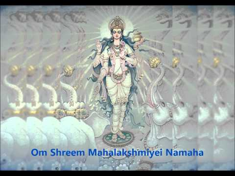 Goddess Lakshmi Mantra video