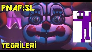 FNAF: Sister Location Teorileri