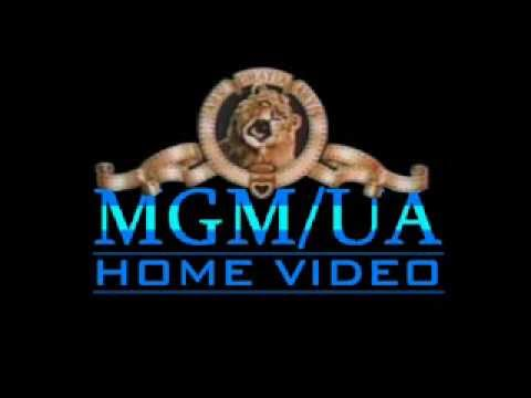 MGM/UA Home Video logo (1982-95; Homemade)