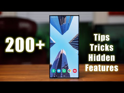 Galaxy Note 20 Ultra - 200+ TIPS, TRICKS and HIDDEN FEATURES