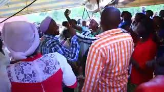 CHEGE WA WILLY PERFORMING LIVE