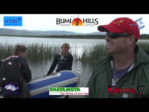 Let It Swim Jozini Tiger Fishing Competition Part 1 ( 2013 )