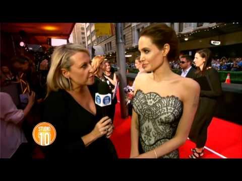 Angelina Jolie At The Unbroken Premiere In Sydney