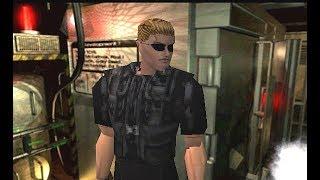 Resident Evil 3 - Albert Wesker - Playstation mod