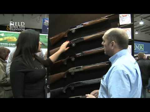 ATA Arms first year at The British Shooting Show 2013