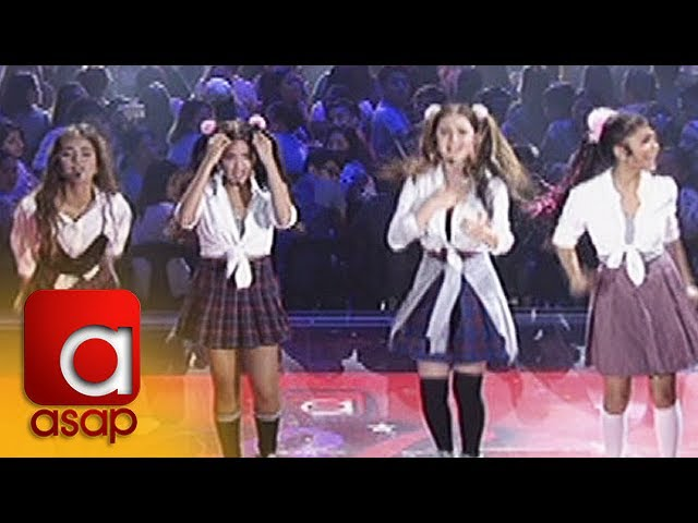 """ASAP: ASAP BFF5 sings """"Baby One More Time"""""""