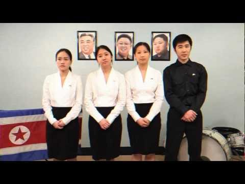 NORTH KOREA FIRST-EVER US TELEVISON AD CAMPAIGN