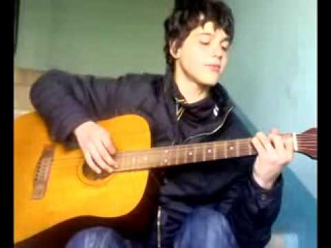 """""""Карие глаза"""" под гитару"""