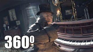 Ролик в 360° — Джек Потрошитель! Assassin's Creed: Syndicate (4k)