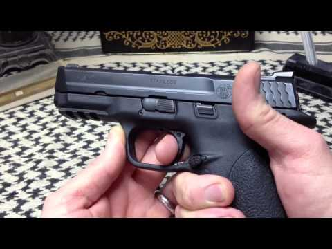 Smith & Wesson M&P 40 Review:  Well Done Boys!