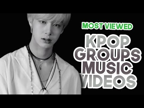 «TOP 35» MOST VIEWED KPOP GROUPS MUSIC VIDEOS OF 2018 (April Week 1)