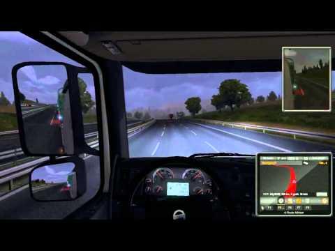 Euro Truck Simulator 2 - Tiry, tirówki i inne dziwności